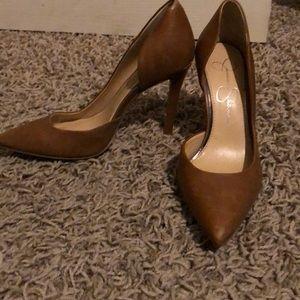 Slightly used JS heels.  Super cute!